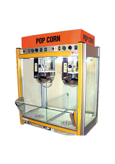 Machine à Pop-Corn JOLLY DOPIO